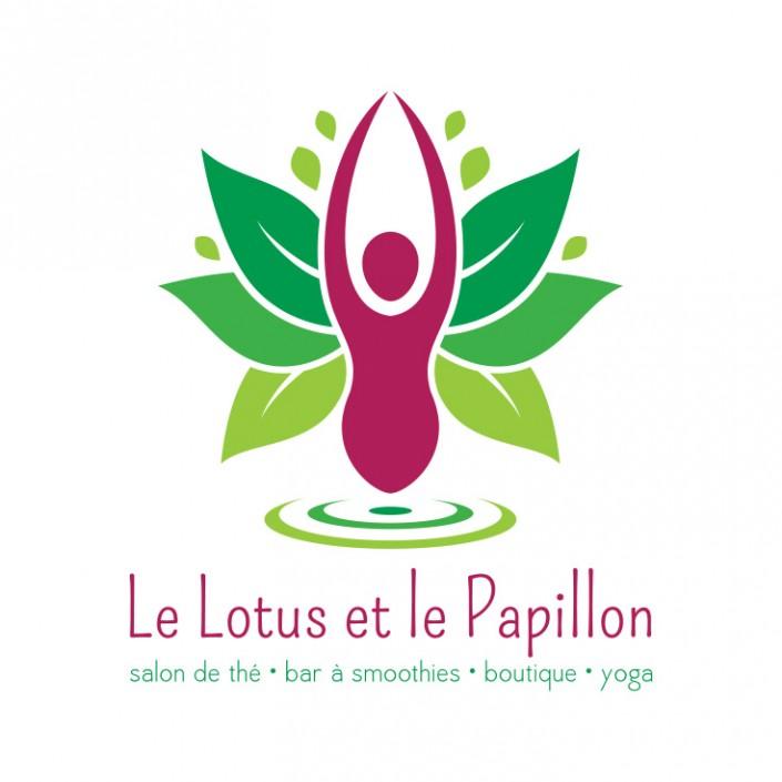 Le Lotus et le Papillon