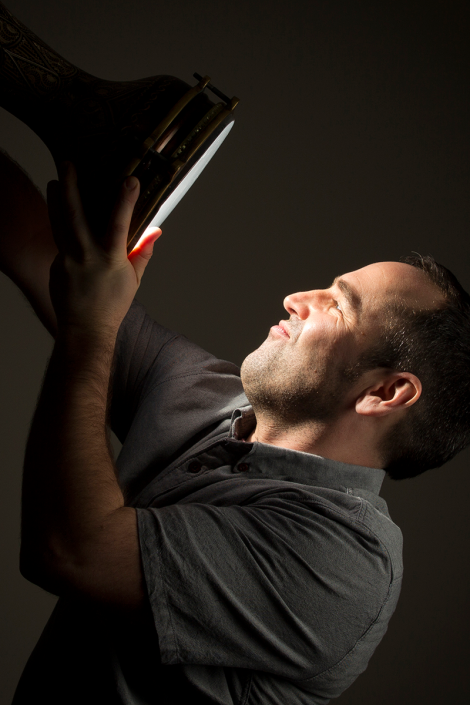 Steve Hamel percussionniste